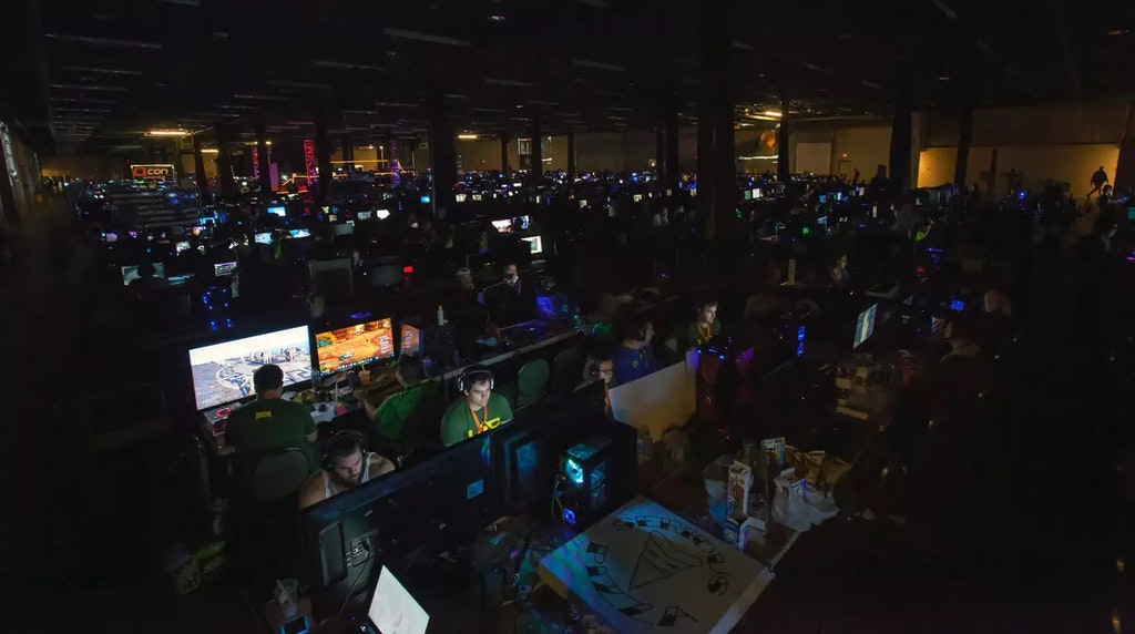 A photo from QuakeCon 2014