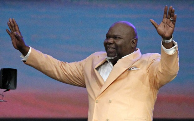 Bishop T D Jakes Slams Reality Series Preachers Of L A Calls It That Junk On Tv