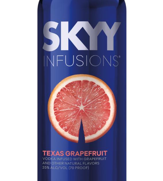 Looking To Taste Texas Pride Try Skyy S New Grapefruit Vodka