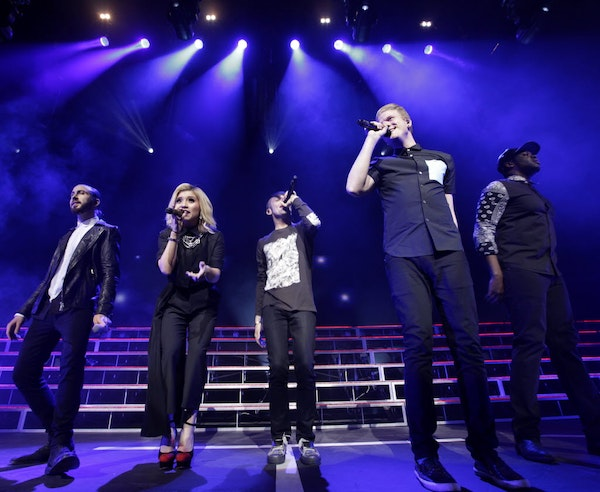 Pentatonix finds its way home for tour closer: We can still hear the screams