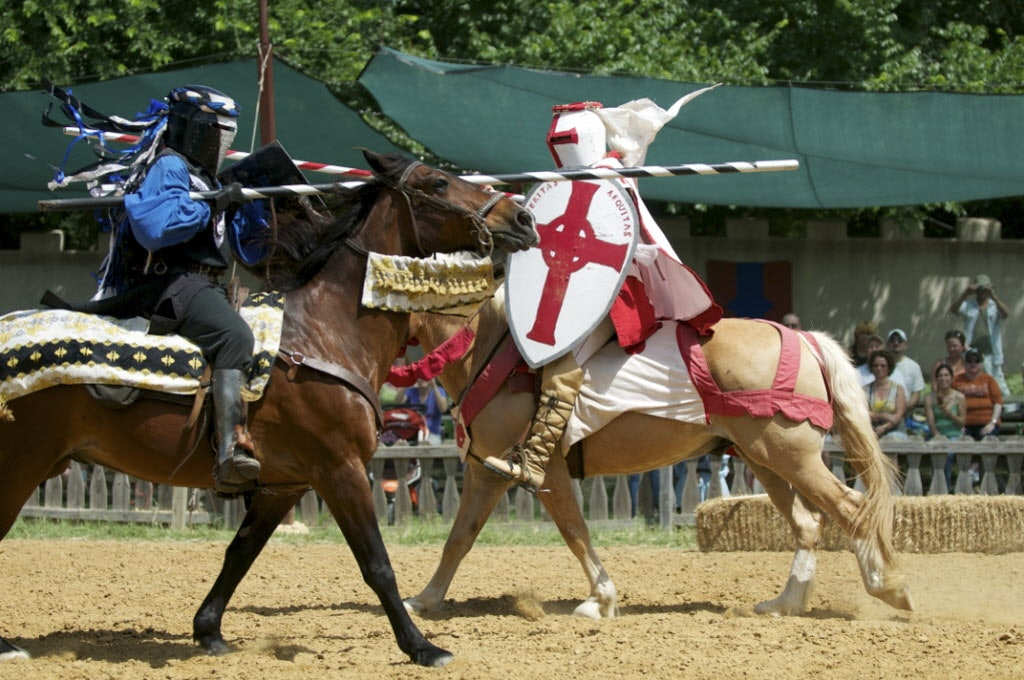 Scarborough Renaissance Festival features all sorts of entertainment.