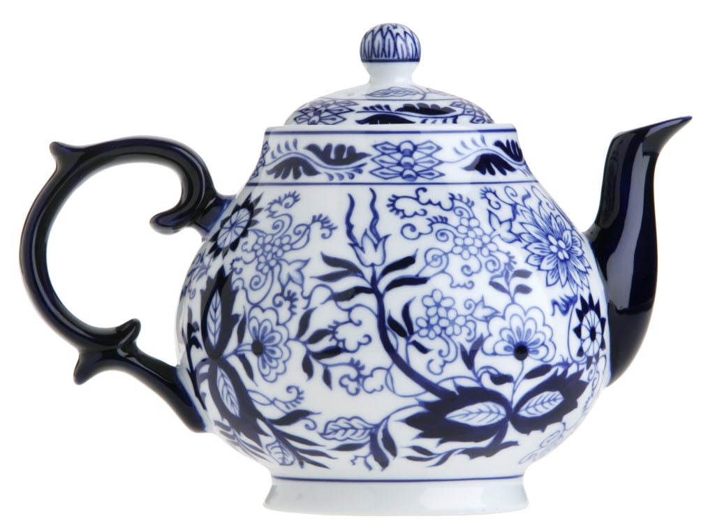 A teapot. Because you have one and you're not all that creative.
