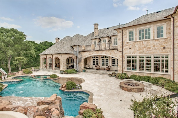 See inside a $7M Plano home with a huge game room, wine room and theater