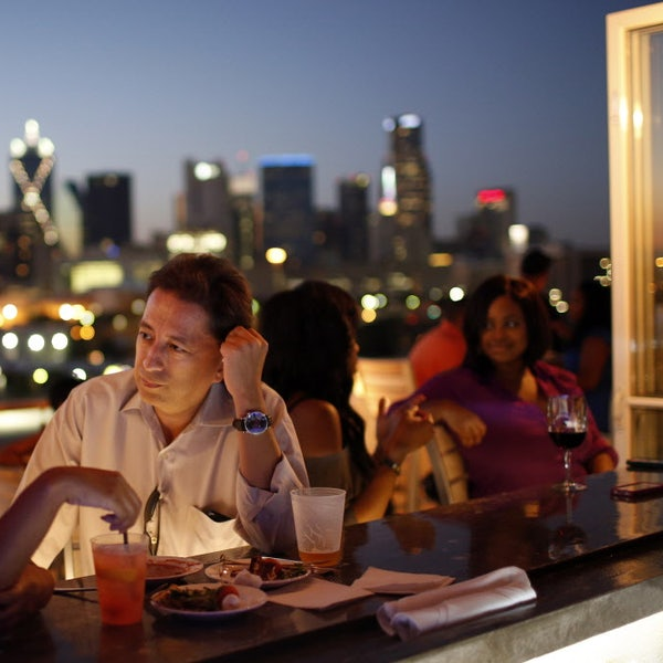 5 of Dallas' best rooftop bars, from chic to casual ...