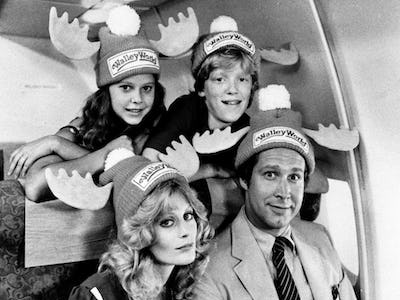 aa7f0df00afd1 Clark Griswold makes sure his family gets to
