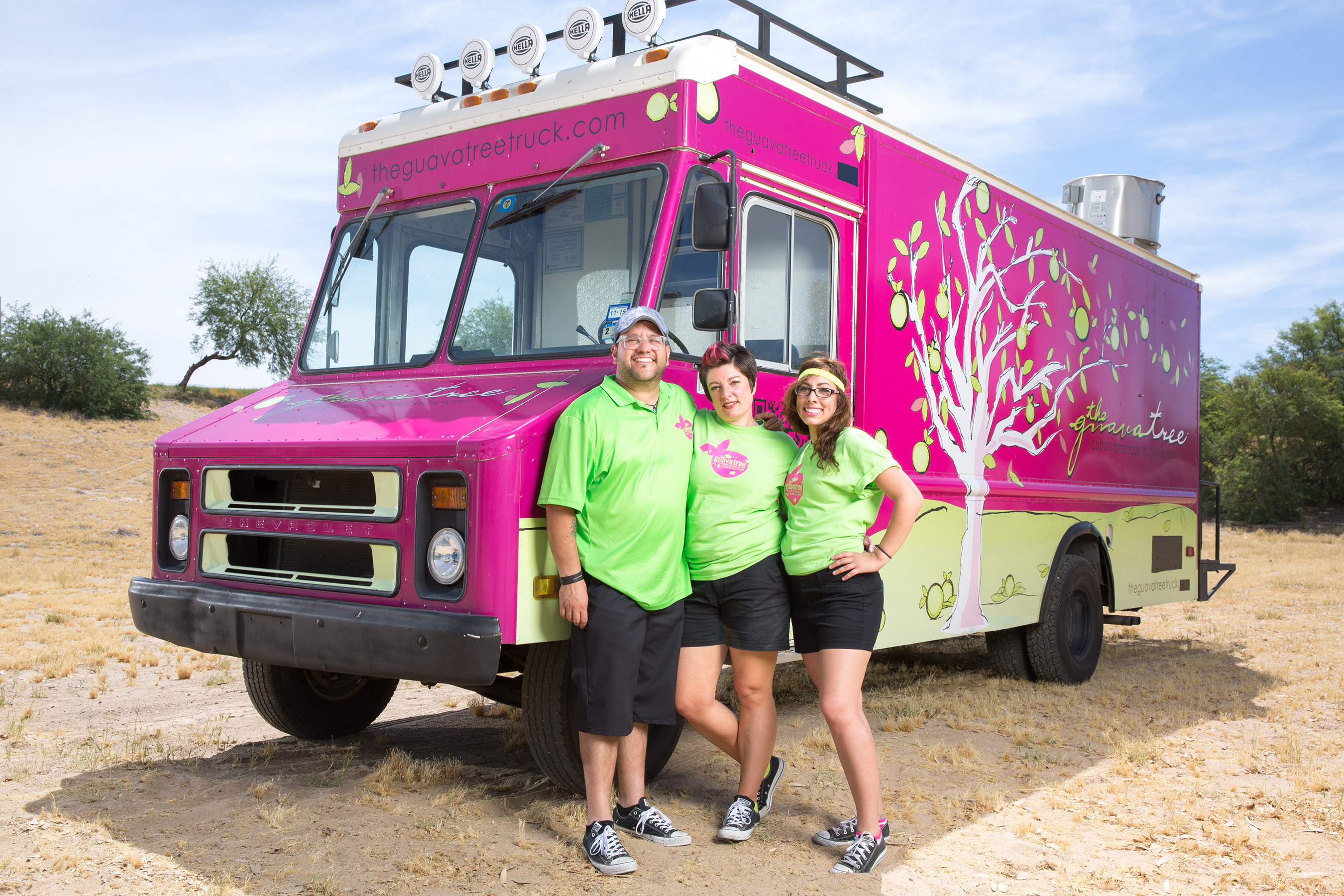 Dallas-based food truck to compete on 'The Great Food Truck Race