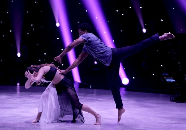 SYTYCD: Dallasite Neptune squeaks into top 10 after breathtaking contemporary dance