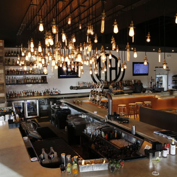 Photos: Inside Happiest Hour, Dallas' Newest Bar With