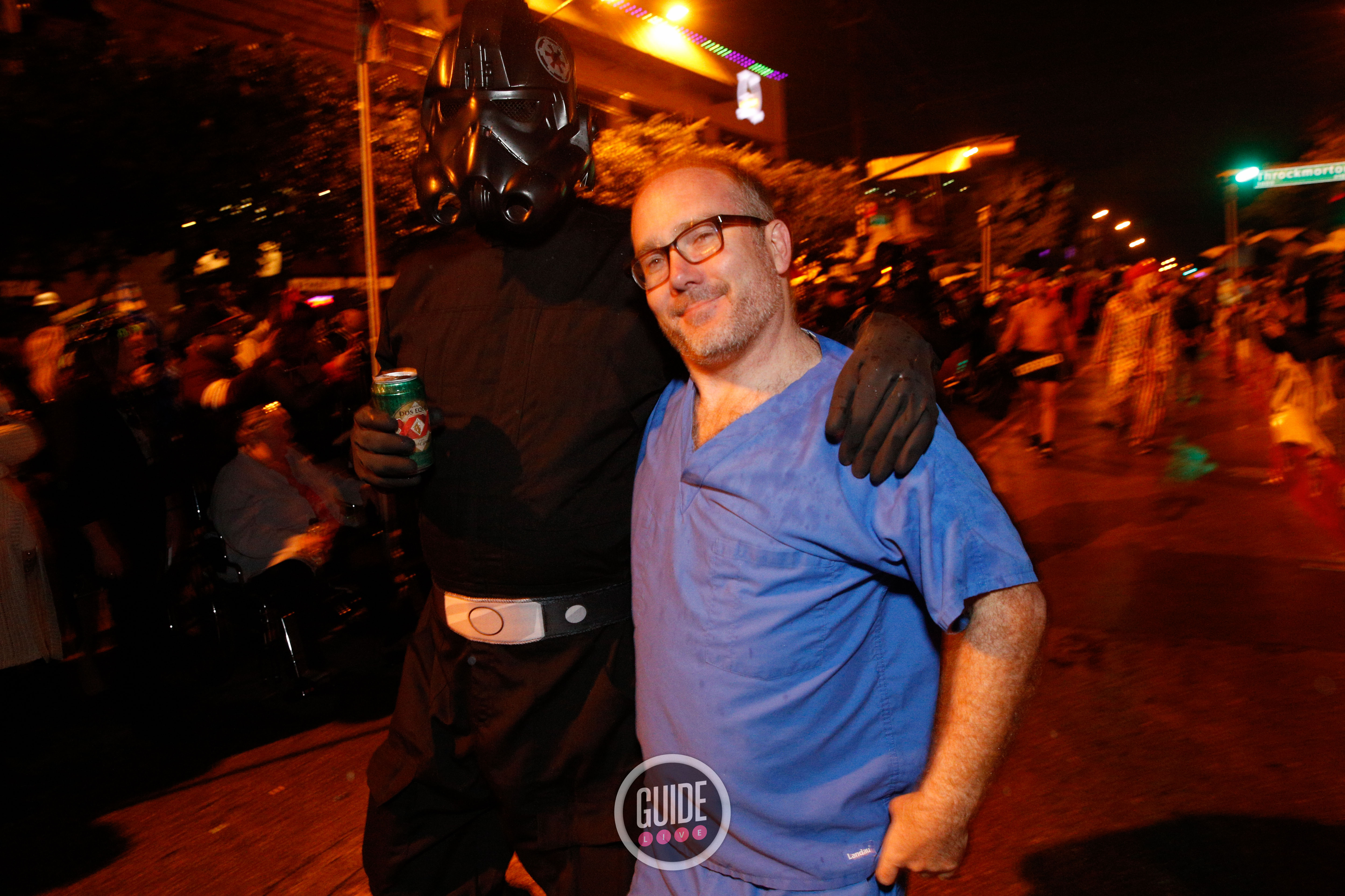 Photos: Oak Lawn Halloween Block Party 2015 | GuideLive