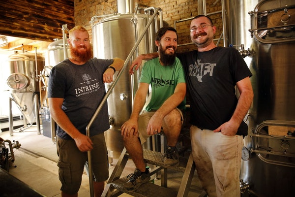 New brewery and barbecue joint opens this weekend in downtown Garland