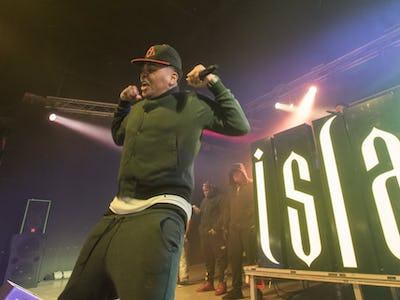 Review: Controversial rapper Kevin Gates packs the house at