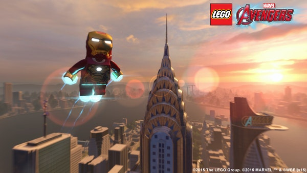 'Lego Marvel's Avengers' lets you relive all your favorite Marvel superhero moments