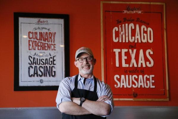 Chef Brian Luscher's 8 favorite places to dine in Dallas
