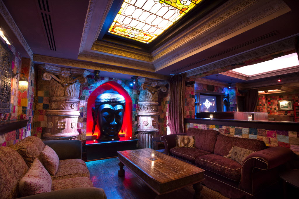 Exclusive photos: Formerly private room at Dallas House of Blues ...