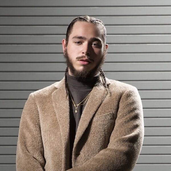 Post Malone Cute: Jay Z, Kanye West And 50 Cent All Endorse This Up-and
