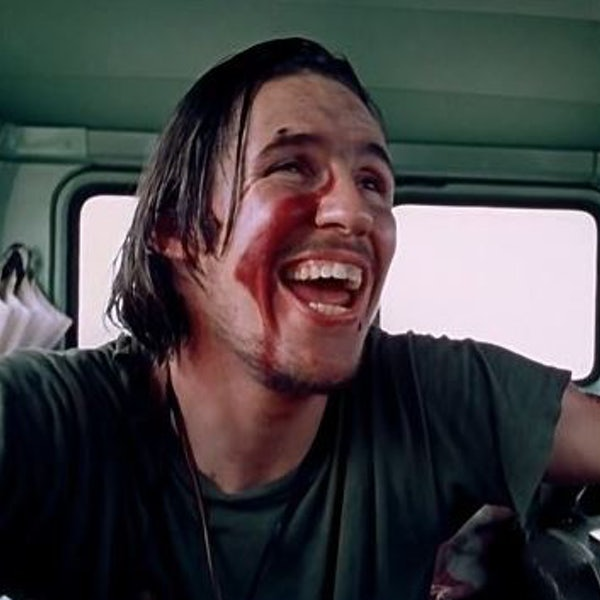 Crazed Hitchhiker From Texas Chain Saw Massacre Now