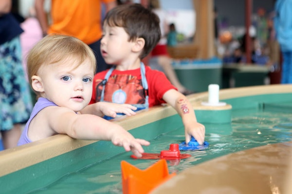 Where to find the best indoor play places in Dallas-Fort Worth