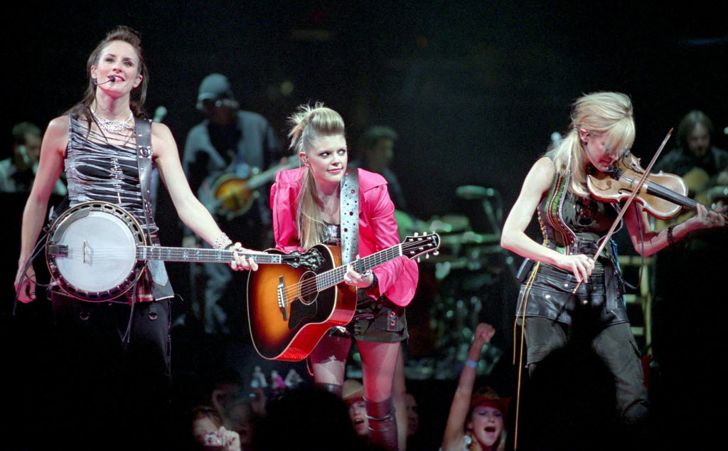 Dixie Chicks Live Wire