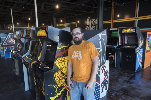 Popular video game spot Free Play Arcade is expanding to Arlington