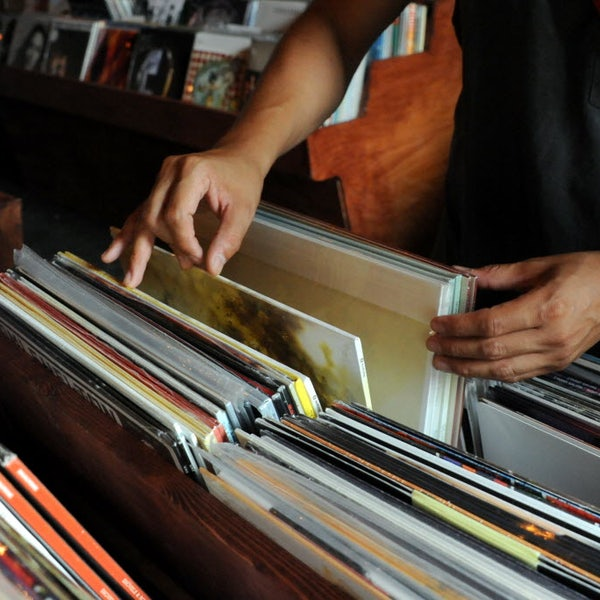 a spin off shop of dallas 39 beloved good records is now open in east dallas guidelive. Black Bedroom Furniture Sets. Home Design Ideas