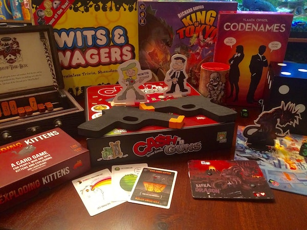 10 crowd-pleasing tabletop games for your next party