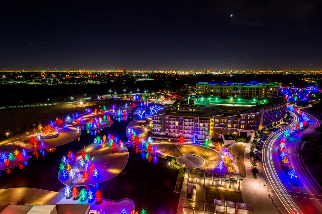 The top 12 places to see Christmas lights in D-FW | GuideLive
