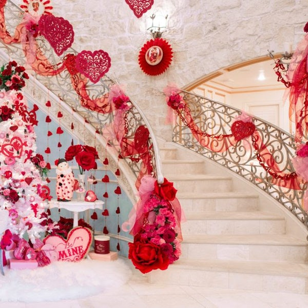there s no chance you decorate for valentine s day quite like this