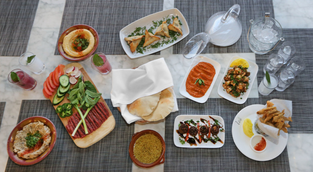 Theres Plenty To Love At Zatar Dallas New Hot Spot For Lebanese Meze
