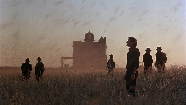 Essential viewing: Malick's 'Days of Heaven' remains a vision of light