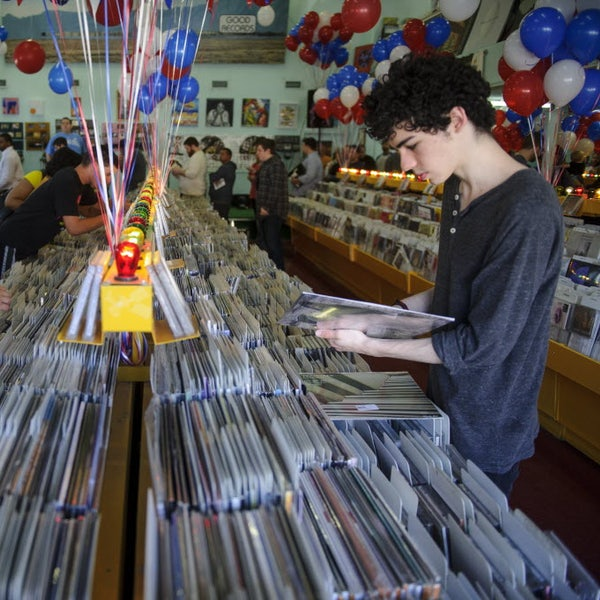 where to rock out on record store day in dallas plus other festivals to fill your weekend. Black Bedroom Furniture Sets. Home Design Ideas