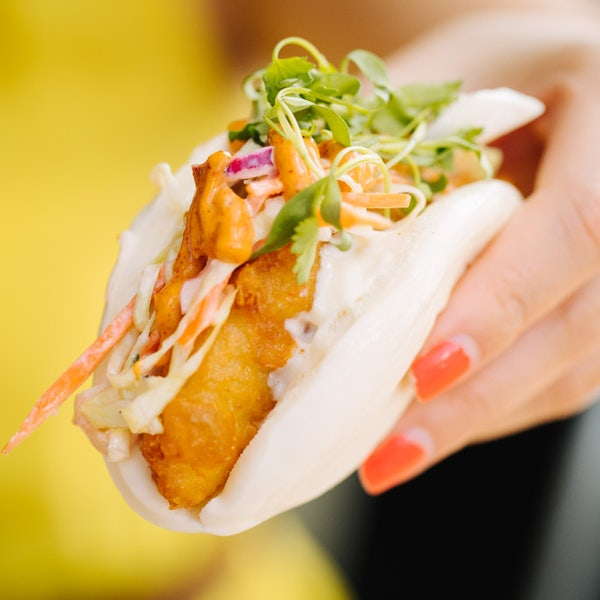 Are You Into Bao Now? Restaurant With Steamed Buns, Or Bao