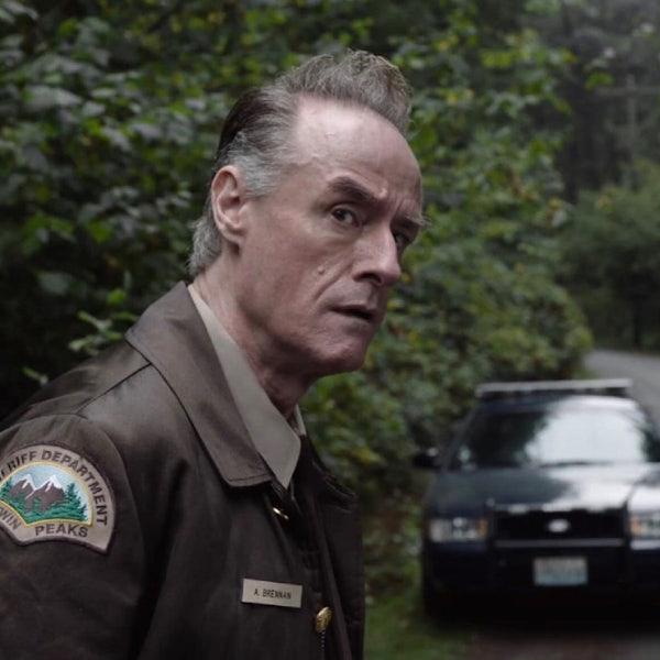 Dallas' Harry Goaz Returns To Showtime 'Twin Peaks' Reboot