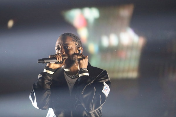 In his Dallas concert, Kendrick Lamar confidently proved he is rap's humble ruler