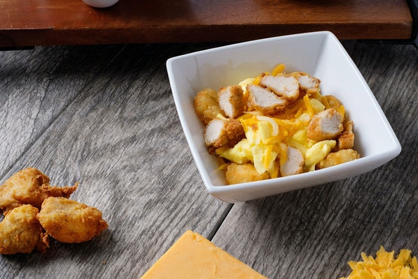 Breakfast Innovations Chick Fil A Unveils Hash Brown Bowl