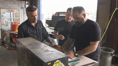 Richard Rawlings Helps Struggling Shop Owners On New Tv Show Garage