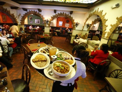 El Fenix Is A 99 Year Old Tex Mex Restaurant From The Dallas