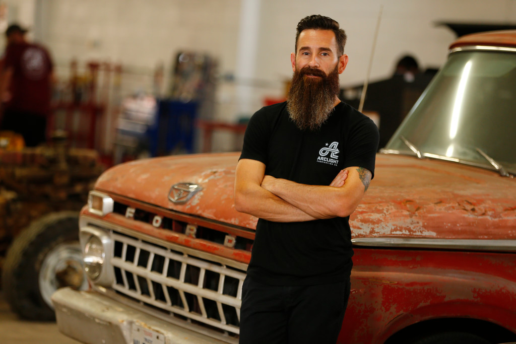 Fast N Loud Mechanic Aaron Kaufman Shifts Into Second Gear With New Show Guidelive