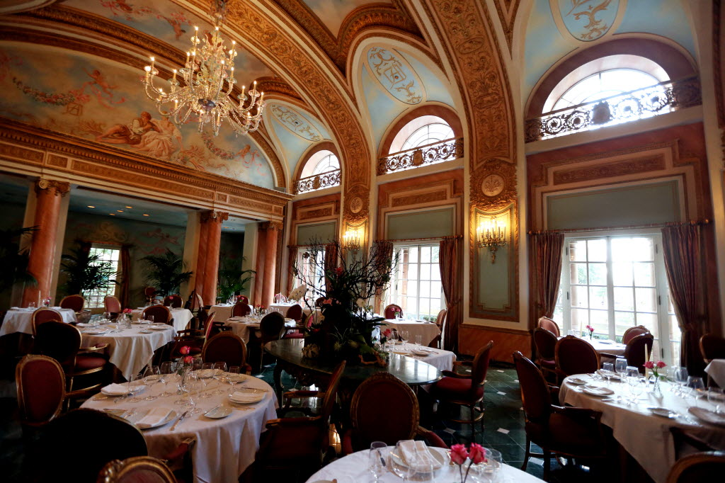 Dallas venerable french room restaurant at the adolphus hotel has dallas venerable french room restaurant at the adolphus hotel has reopened guidelive mozeypictures Choice Image