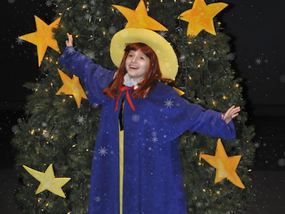 heres madeline from a dallas childrens theater production you might have some of these articles