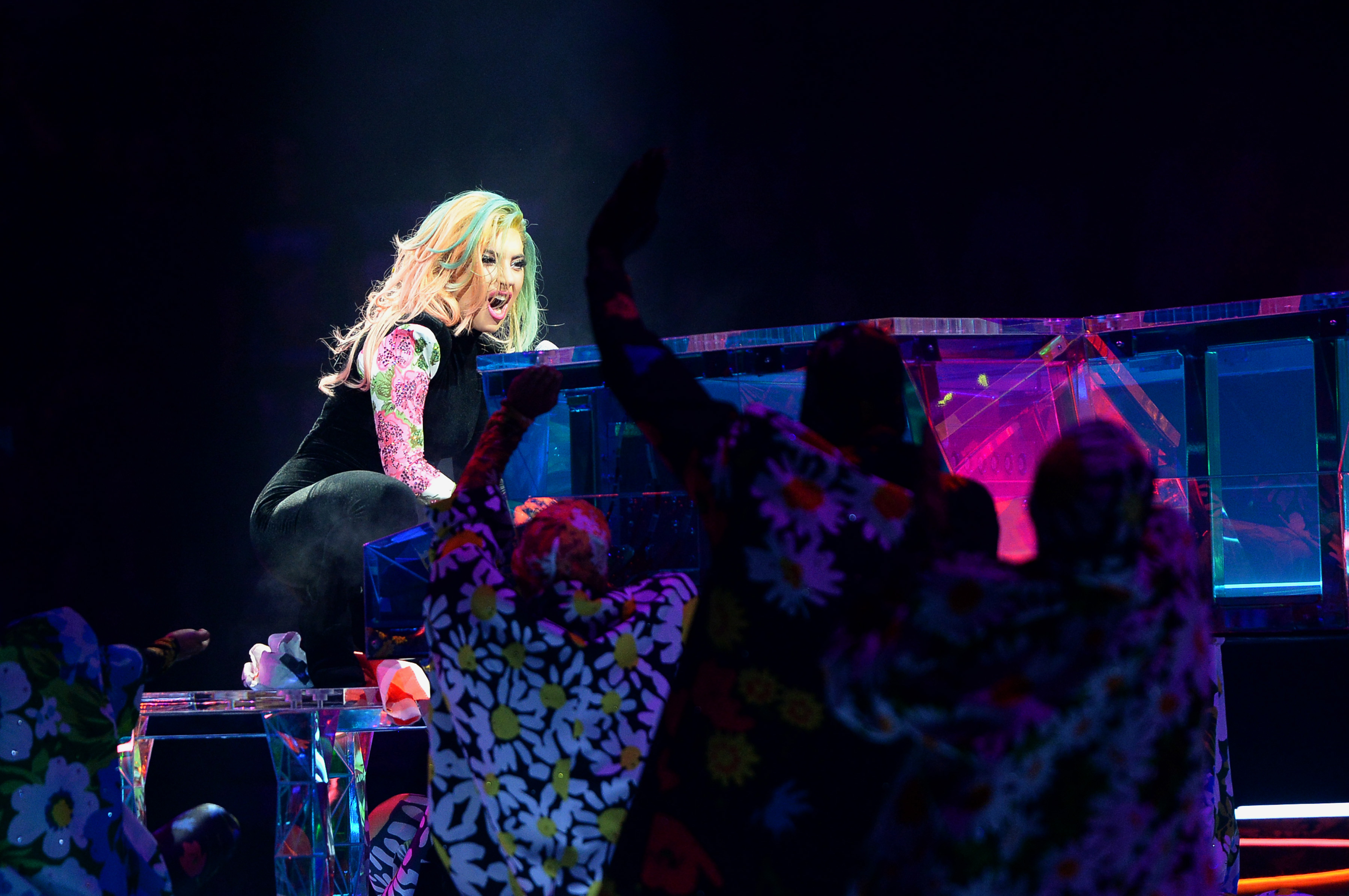 Haters Were No Competition For Lady Gaga And Her Loyal Monsters In