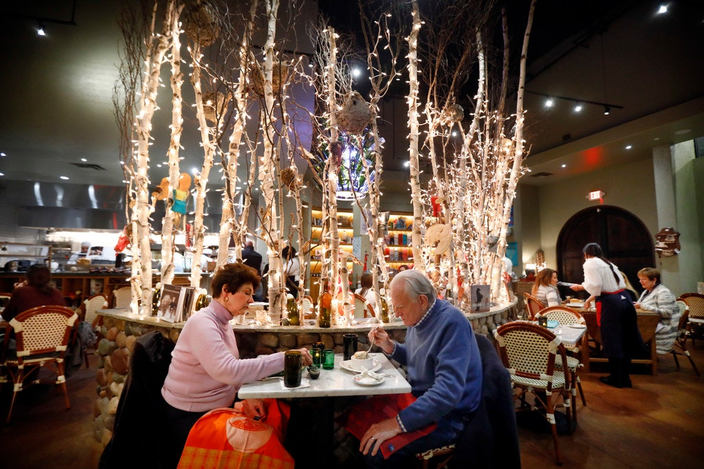 A Guide To Dining And Drinking At The Shops At Clearfork In Fort
