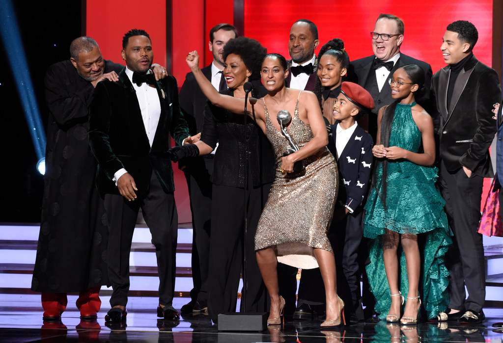 Mansfield Set The Manns And Marsai Martin Of Plano Win At Naacp Image Awards