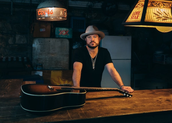 'I'm from Texas, but my songs are about more than that,' says Wade Bowen