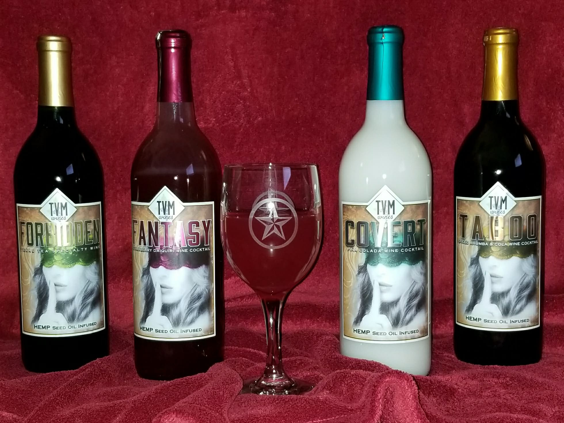 Hemp-infused wine is now a thing and it's being made in North Texas