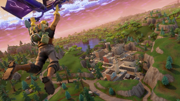 What S The Deal With Fortnite The Massive Video Game Hit