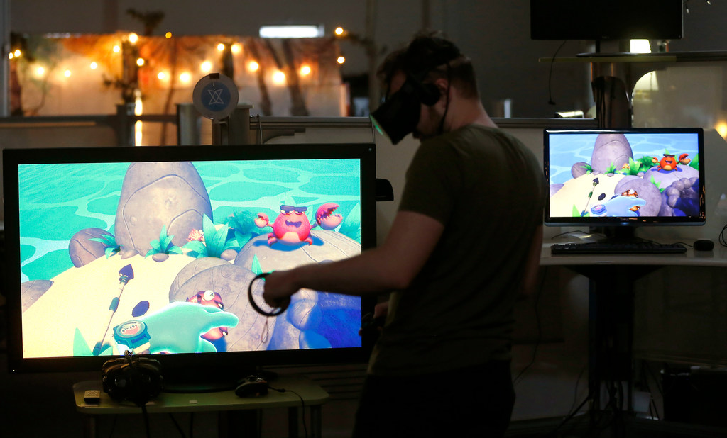 Inside Emmy-nominated Flight School Studio, making virtual reality