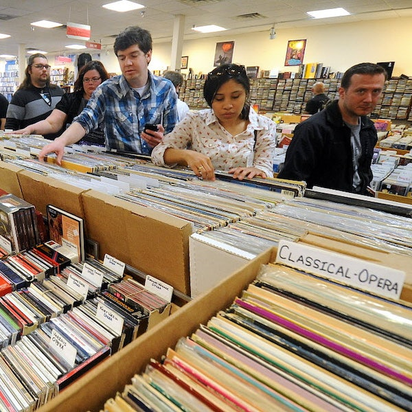 5 to buy dallas musicians share their favorites on vinyl for record store day guidelive. Black Bedroom Furniture Sets. Home Design Ideas