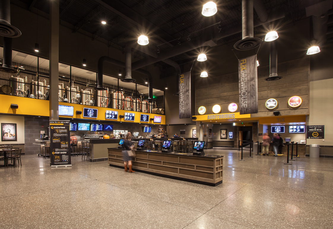 New movie theater opening soon in Frisco-Little Elm area brews its ...