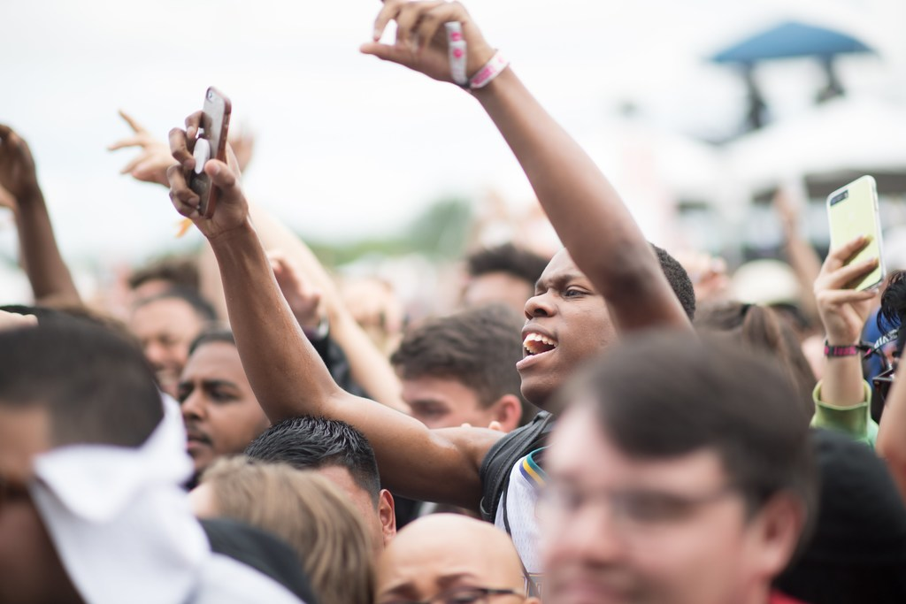 Go-hard-or-go-home rap festival JMBLYA was a certified party