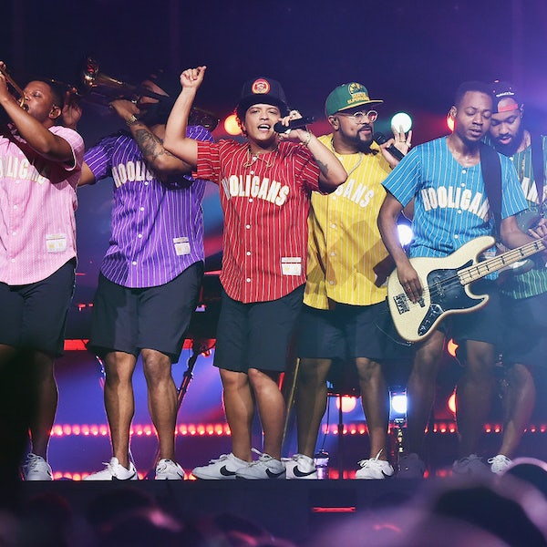 Bruno Mars covered the '24K Magic' hits, but failed to ...